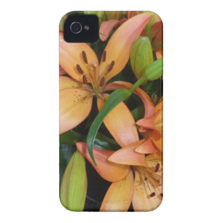 Lillies iPhone 4 Cover