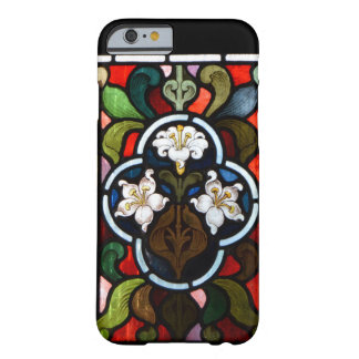 Lillies Stained Glass StColumb Minor Cornwall Barely There iPhone 6 Case