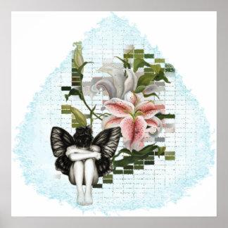 Lilly Faiy - Canvas Print