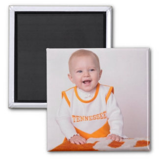 Lilly in Tennessee Outfit Magnet