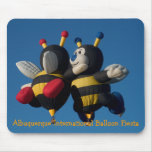 Lilly & Joey at the Fiesta - Mousepad