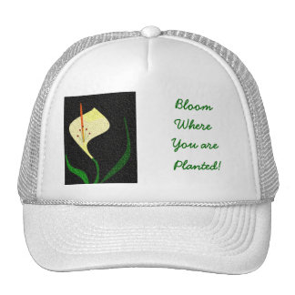 Lilly of the Valley Hats