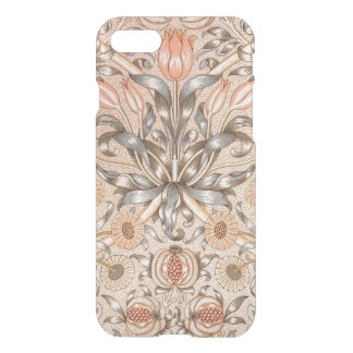 Lilly Pomegranate iPhone 7 Clear Case