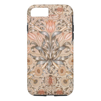 Lilly Pomegranate iPhone X/8/7 Tough Case