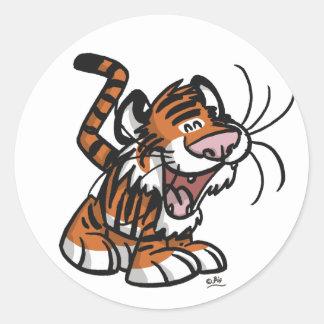 Lil'Tiger sticker