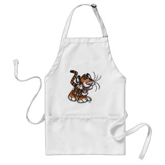 Lil'Tiger T-shirt cooking apron