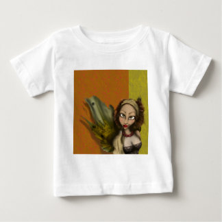 Lily Angel Baby T-Shirt
