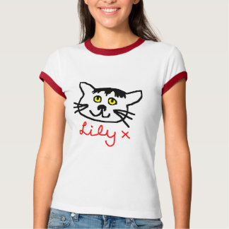 LILY CAT T-Shirt