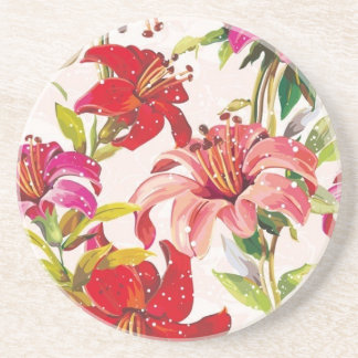 lily coasters