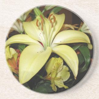 Lily coaster