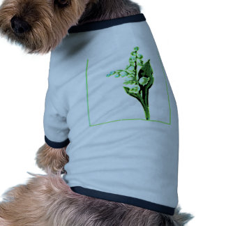 Lily Design Dog Tee