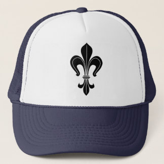 Lily - Fleur de lys Trucker Hat