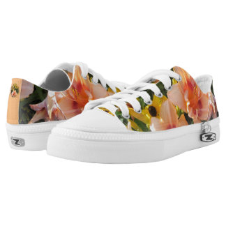 Lily Garden Low Tops
