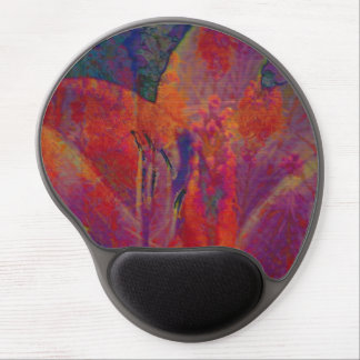 Lily Gel Mouse Pad