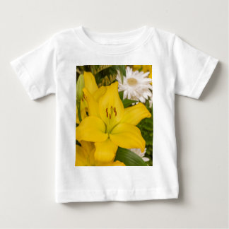 lily in the garden baby T-Shirt