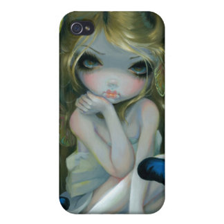 """""""Lily"""" iPhone 4 Case"""