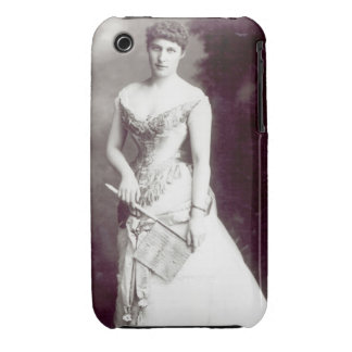 Lily Langtry (1853-1929) performing at the Haymark iPhone 3 Case