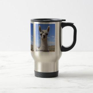 Lily Llama Cria Travel Mug