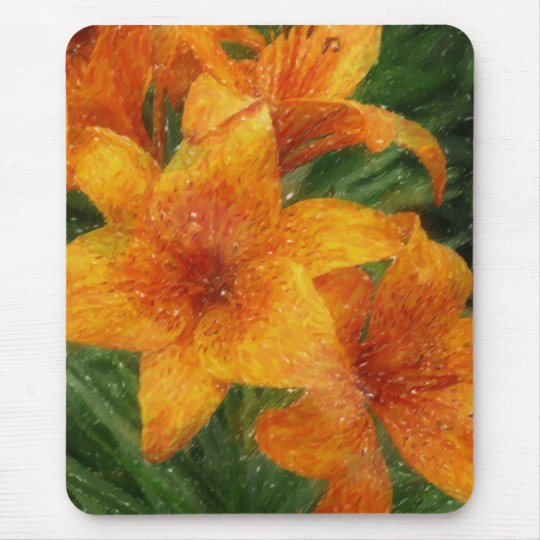 Lily Mouse Mat
