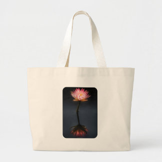 Lily - Nymphaea  Jack Wood - Reflection Canvas Bags