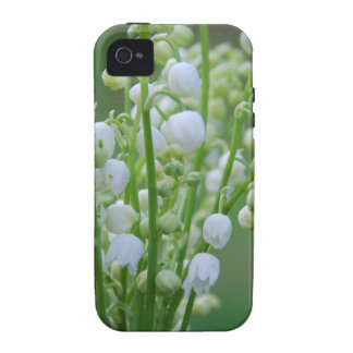 Lily of the valley Case-Mate iPhone 4 cover