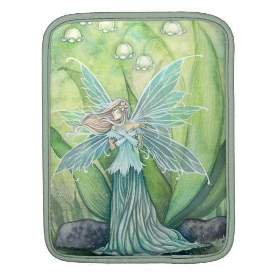 Lily of the Valley Fairy iPad Sleeve