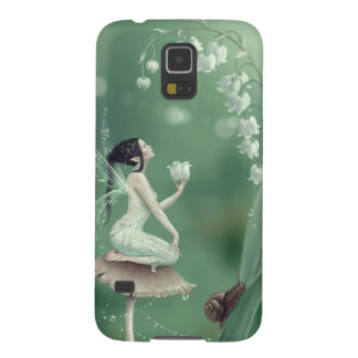 Lily of the Valley Fairy Samsung Galaxy S5 Case