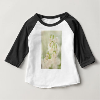 Lily of the Valley Flower Baby T-Shirt