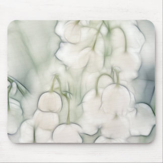 Lily of the Valley Flower Bouquet Mouse Mat