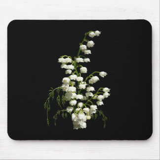 Lily of the Valley flowers Mouse Pad
