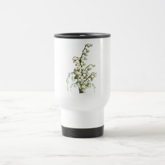 Lily of the Valley flowers Travel Mug