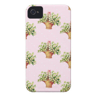Lily of the Valley iPhone 4 Case