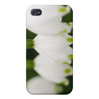 Lily of the Valley iPhone 4 Cases