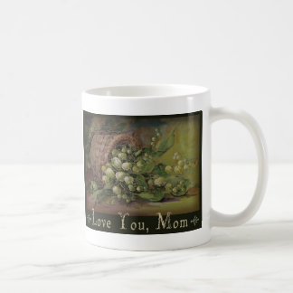 Lily-of-the-Valley Mom Mug