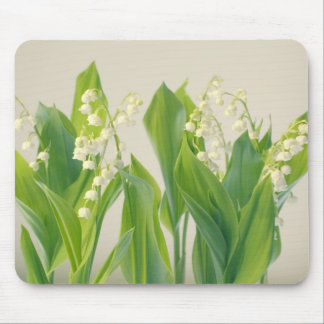 Lily of the Valley Mouse Mat