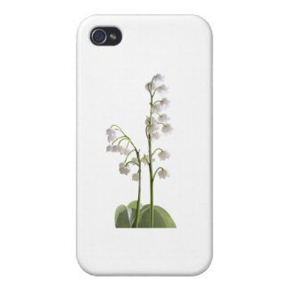 lily of the valley on gifts iPhone 4 cases