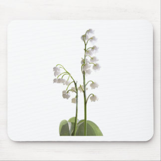 lily of the valley on gifts mouse pad