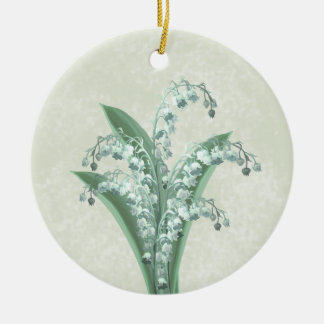 Lily of the Valley Ornament