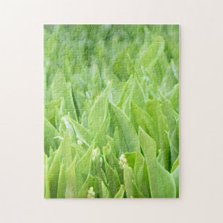 Lily Of The Valley Puzzle/Jigsaw Jigsaw Puzzle