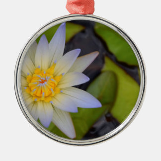 Lily pad christmas ornament