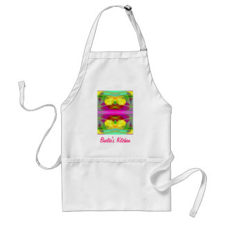 Lily Pad Colorful Abstract Gifts for All Occasions Standard Apron