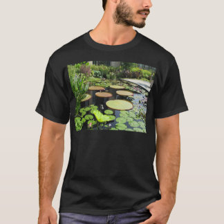 Lily Pads at Longwood Gardens T-Shirt