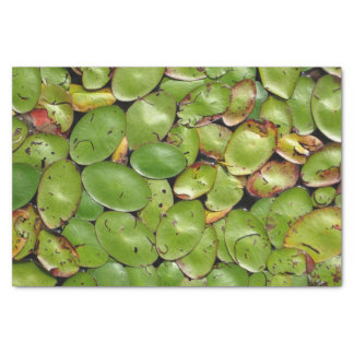 Lily Pads Tissue Paper