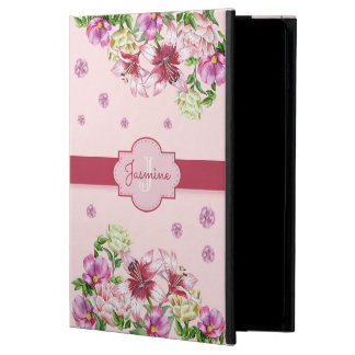 Lily & Peony Floral Pink Powis iPad Air 2 Case