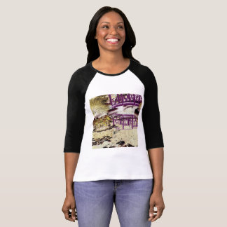 Lily Pond and Bridge T-Shirt