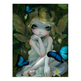Lily Postcard