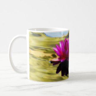 Lily Ripples - Water Lily Coffee Mug
