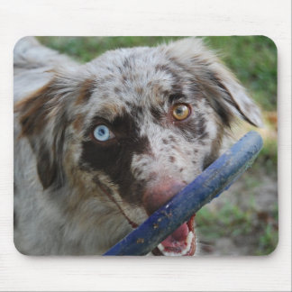 Lily says Hi! Mouse Pad