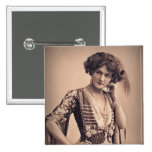 Lily Vintage Movie Star Badge