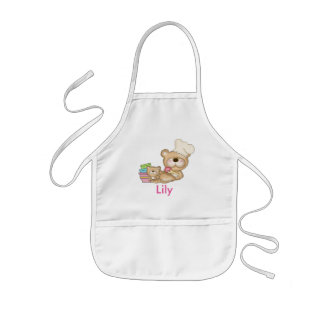 Lily's Personalized Apron
